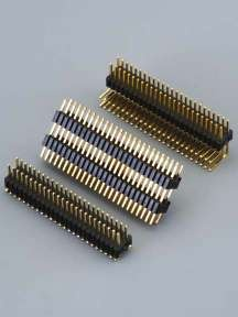 A1274-1.27mm Pitch Dual Row Pin Header SMT, DIP Connector