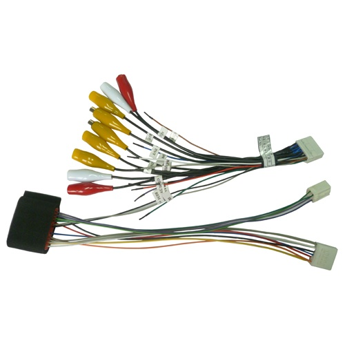 on odyssey wiring harness