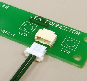 LEA connector LEA cable assembly
