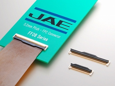 JAE FF08 Series connector JAE cable assembly