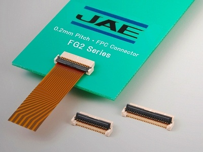 JAE FG2 Series connector JAE cable assembly