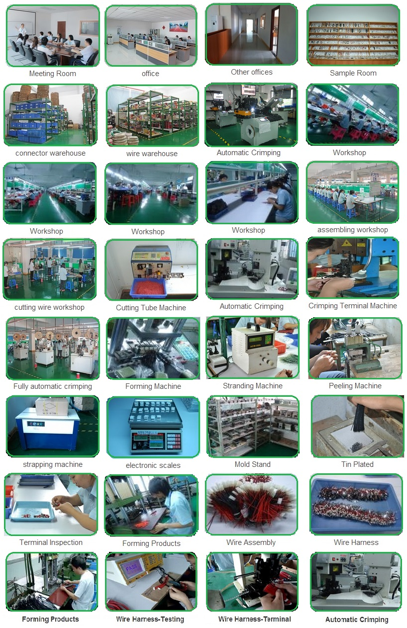Cable Assemblywiring Harnesswire Assemblyflat Molex Wiring Harness Assemblyidc Assemblycustom Lvds