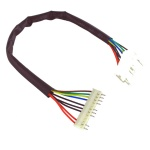 Wire Harness. We can build and integrate your harness and panel assemblies,and build custom complex wiring harness from all industrial UL wire types