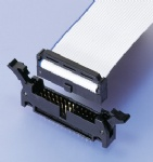 RA connector IDC type RA cable assembly