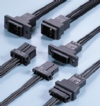 JFA connector J300 series (W to W 3.81mm pitch) JFA cable assembly