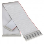 Molded Flat Ribbon Cable Assemblies