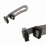 IDC 2.54mm 10p Connector Flat Ribbon Cable Manufacturer